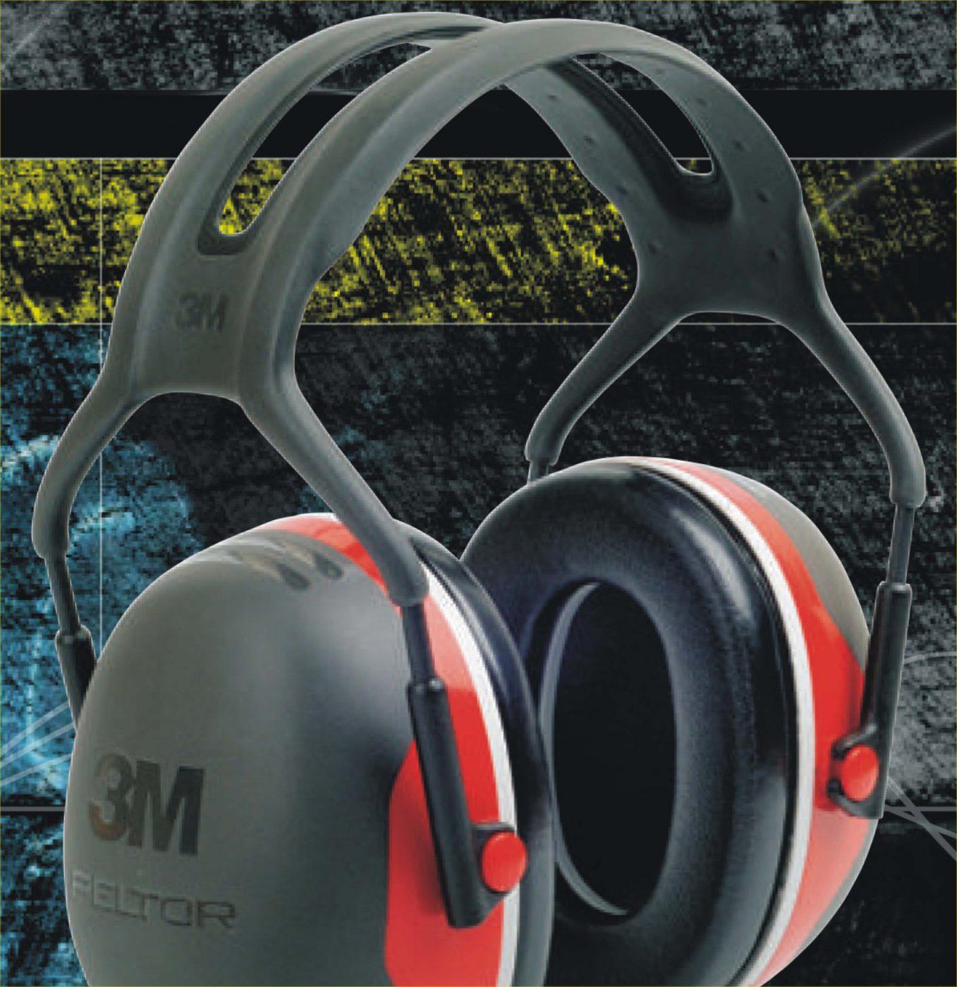 protezione dell'udito 3M th3