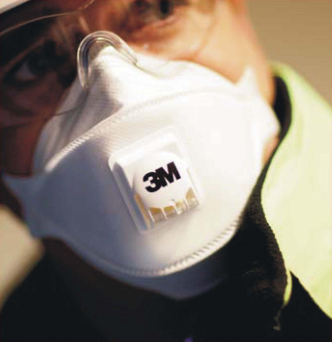 respiratore 3m th2