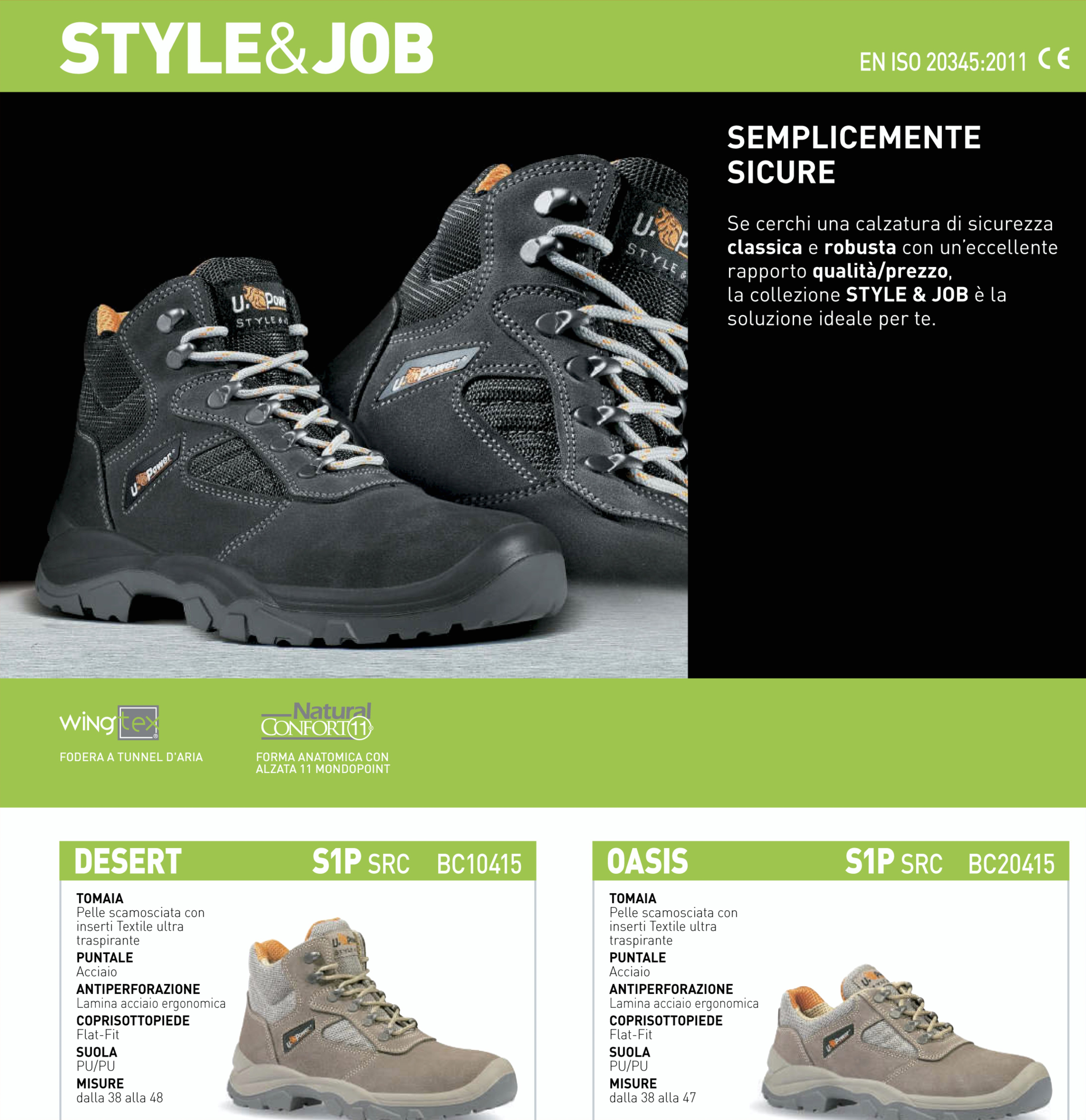 STYLE&JOB_UPOWER