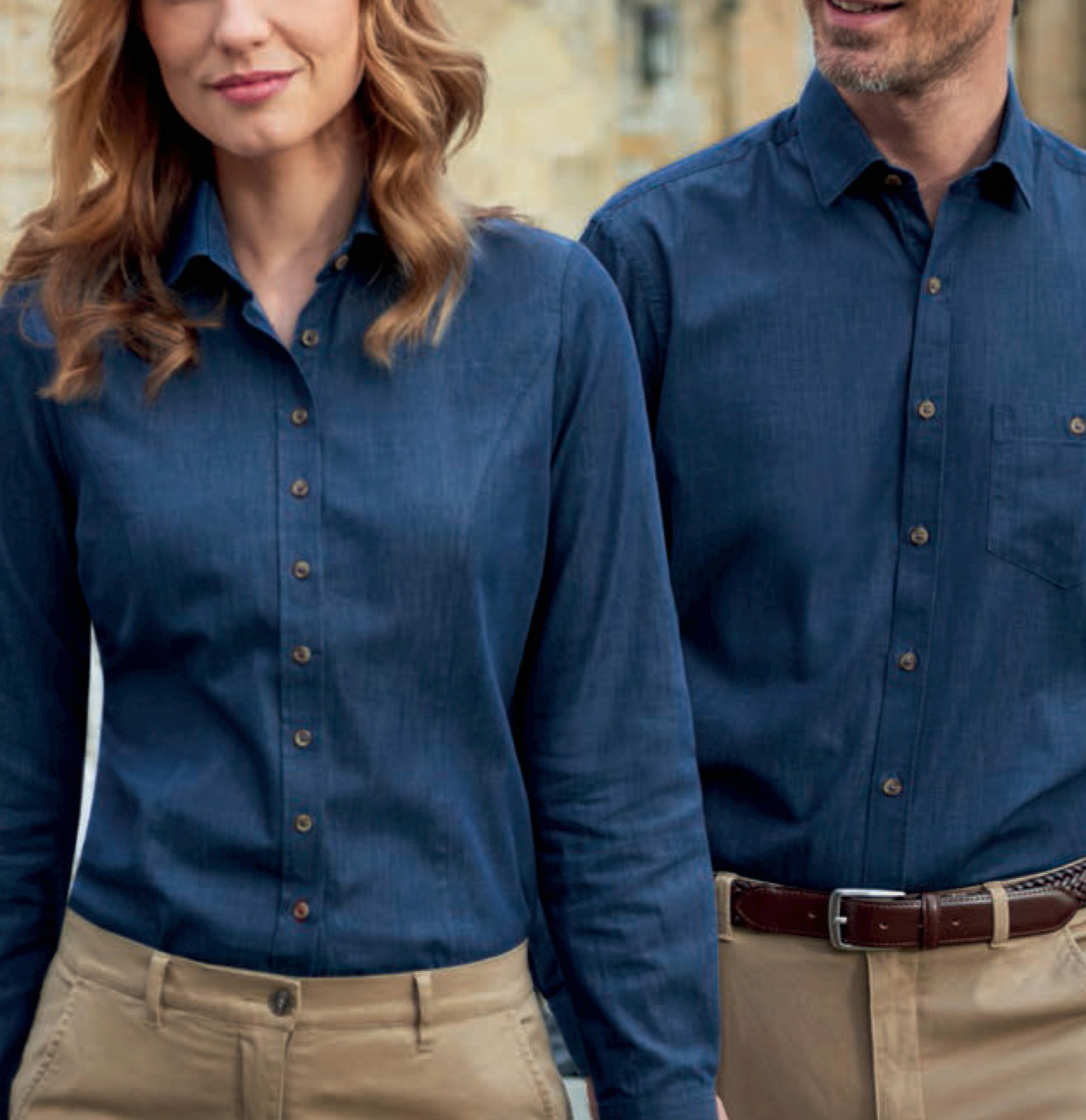 camicie_chambray_business_casual_collection